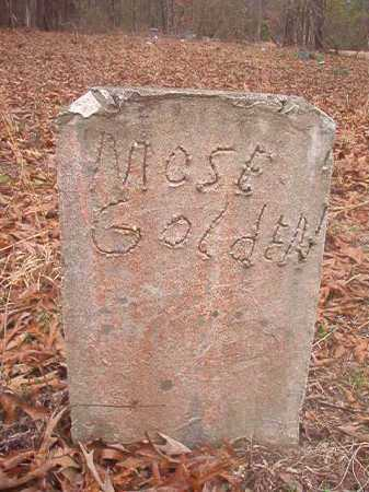 GOLDEN, MOSE - Union County, Arkansas | MOSE GOLDEN - Arkansas Gravestone Photos