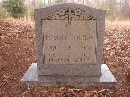 GOLDEN, TOMMY - Union County, Arkansas | TOMMY GOLDEN - Arkansas Gravestone Photos