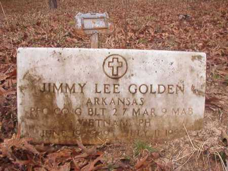 GOLDEN (VETERAN VIET), JIMMY LEE - Union County, Arkansas | JIMMY LEE GOLDEN (VETERAN VIET) - Arkansas Gravestone Photos