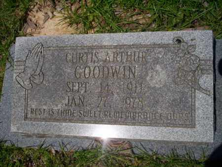 GOODWIN, CURTIS ARTHUR - Union County, Arkansas | CURTIS ARTHUR GOODWIN - Arkansas Gravestone Photos