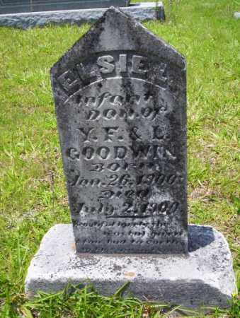 GOODWIN, ELSIE L - Union County, Arkansas | ELSIE L GOODWIN - Arkansas Gravestone Photos