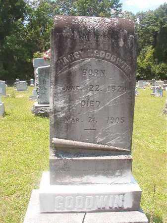 GOODWIN, NANCY T - Union County, Arkansas | NANCY T GOODWIN - Arkansas Gravestone Photos
