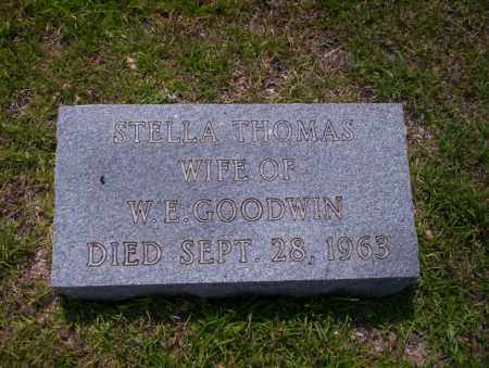 GOODWIN, STELLA - Union County, Arkansas | STELLA GOODWIN - Arkansas Gravestone Photos