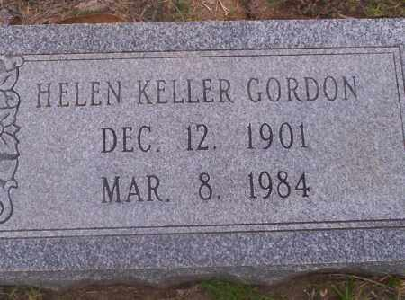 GORDON, HELEN - Union County, Arkansas | HELEN GORDON - Arkansas Gravestone Photos