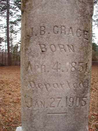 GRACE, J B - Union County, Arkansas | J B GRACE - Arkansas Gravestone Photos