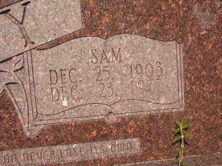 GRAY, SAM - Union County, Arkansas | SAM GRAY - Arkansas Gravestone Photos