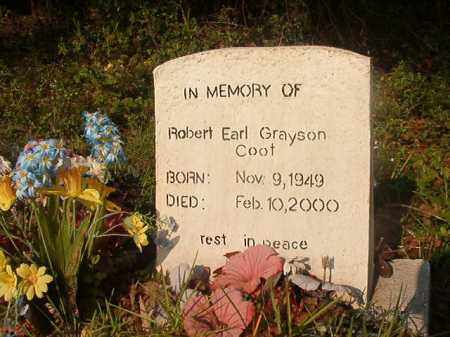GRAYSON, ROBERT EARL - Union County, Arkansas | ROBERT EARL GRAYSON - Arkansas Gravestone Photos