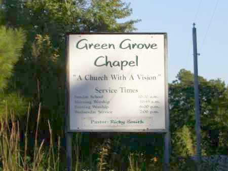 *GREEN GROVE CHAPEL,  - Union County, Arkansas |  *GREEN GROVE CHAPEL - Arkansas Gravestone Photos