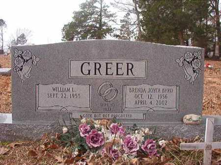 GREER, BRENDA JOYCE - Union County, Arkansas | BRENDA JOYCE GREER - Arkansas Gravestone Photos