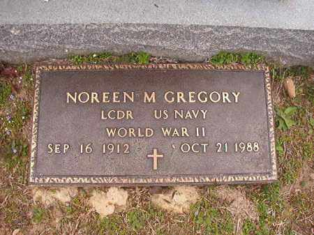 GREGORY (VETERAN WWII), NOREEN M - Union County, Arkansas | NOREEN M GREGORY (VETERAN WWII) - Arkansas Gravestone Photos