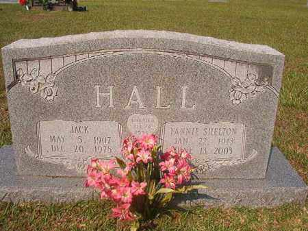 HALL, FANNIE - Union County, Arkansas | FANNIE HALL - Arkansas Gravestone Photos