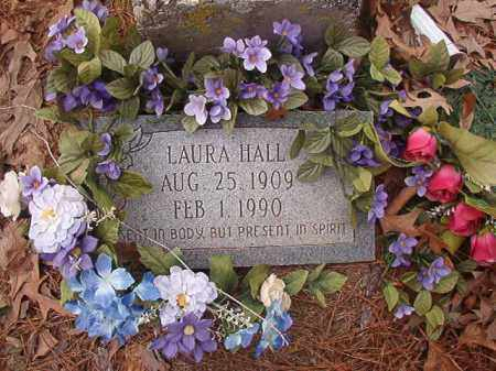 HALL, LAURA - Union County, Arkansas | LAURA HALL - Arkansas Gravestone Photos