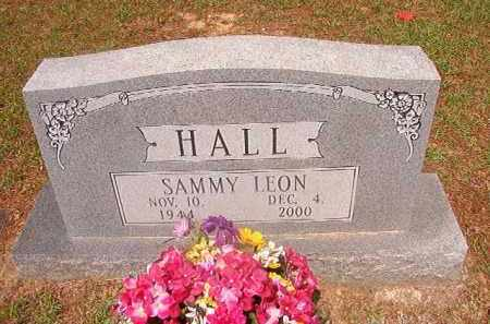 HALL, SAMMY LEON - Union County, Arkansas | SAMMY LEON HALL - Arkansas Gravestone Photos