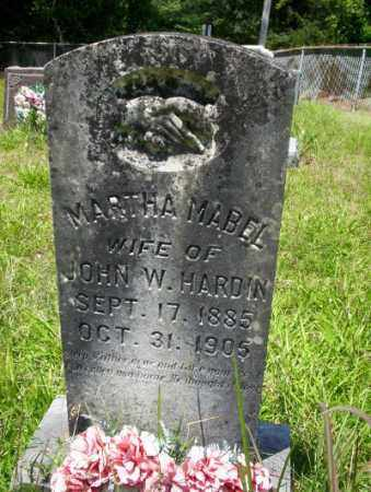HARDIN, MARTHA MABEL - Union County, Arkansas | MARTHA MABEL HARDIN - Arkansas Gravestone Photos