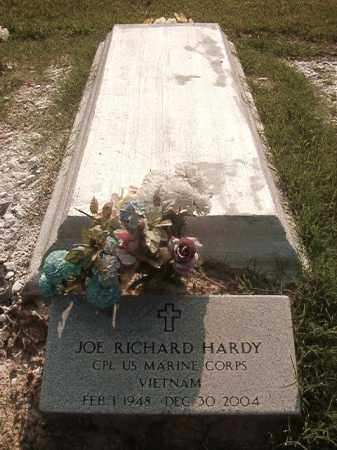 HARDY (VETERAN VIET), JOE RICHARD - Union County, Arkansas | JOE RICHARD HARDY (VETERAN VIET) - Arkansas Gravestone Photos