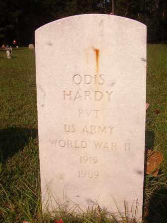HARDY (VETERAN WWII), ODIS - Union County, Arkansas | ODIS HARDY (VETERAN WWII) - Arkansas Gravestone Photos