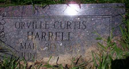 HARRELL, ORVILLE CURTIS - Union County, Arkansas | ORVILLE CURTIS HARRELL - Arkansas Gravestone Photos