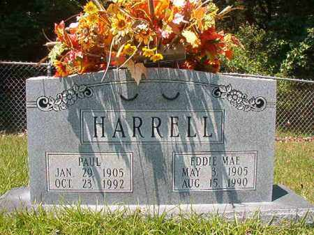 HARRELL, PAUL - Union County, Arkansas | PAUL HARRELL - Arkansas Gravestone Photos