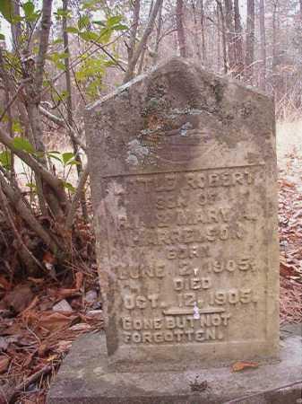 HARRELSON, ROBERT - Union County, Arkansas | ROBERT HARRELSON - Arkansas Gravestone Photos