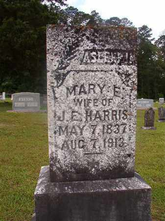 HARRIS, MARY E - Union County, Arkansas | MARY E HARRIS - Arkansas Gravestone Photos