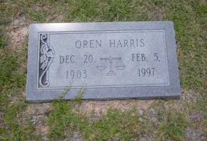 HARRIS, OREN - Union County, Arkansas | OREN HARRIS - Arkansas Gravestone Photos