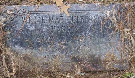 HARRIS, WILLIE MAE - Union County, Arkansas | WILLIE MAE HARRIS - Arkansas Gravestone Photos