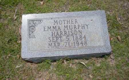 MURPHY HARRISON, EMMA - Union County, Arkansas | EMMA MURPHY HARRISON - Arkansas Gravestone Photos