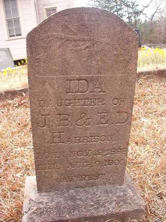 HARRISON, IDA - Union County, Arkansas | IDA HARRISON - Arkansas Gravestone Photos