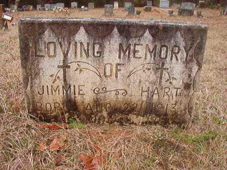 HART, JIMMIE - Union County, Arkansas   JIMMIE HART - Arkansas Gravestone Photos