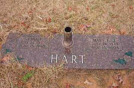 HART, NEMIAH - Union County, Arkansas | NEMIAH HART - Arkansas Gravestone Photos