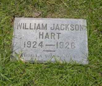 HART, WILLIAM JACKSON - Union County, Arkansas | WILLIAM JACKSON HART - Arkansas Gravestone Photos