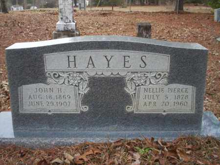 PIERCE HAYES, NELLIE - Union County, Arkansas | NELLIE PIERCE HAYES - Arkansas Gravestone Photos
