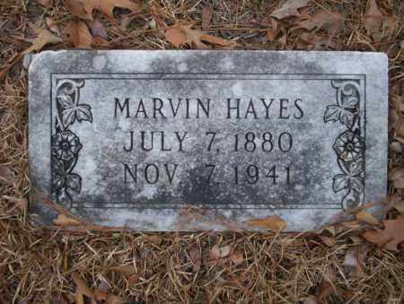 HAYES, MARVIN - Union County, Arkansas | MARVIN HAYES - Arkansas Gravestone Photos