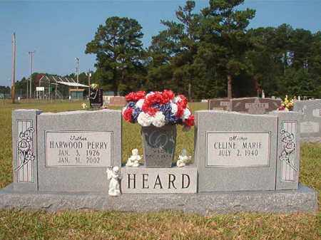 HEARD, HARWOOD PERRY - Union County, Arkansas | HARWOOD PERRY HEARD - Arkansas Gravestone Photos