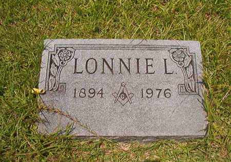 HENLEY, LONNIE L - Union County, Arkansas | LONNIE L HENLEY - Arkansas Gravestone Photos