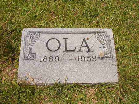 HENLEY, OLA - Union County, Arkansas | OLA HENLEY - Arkansas Gravestone Photos