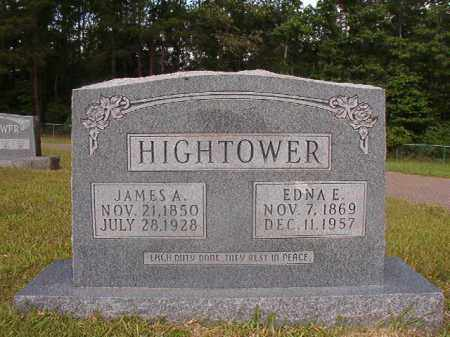 HIGHTOWER, JAMES A - Union County, Arkansas | JAMES A HIGHTOWER - Arkansas Gravestone Photos