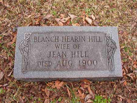 HILL, BLANCH - Union County, Arkansas | BLANCH HILL - Arkansas Gravestone Photos