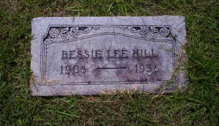 LEE HILL, BESSIE - Union County, Arkansas | BESSIE LEE HILL - Arkansas Gravestone Photos