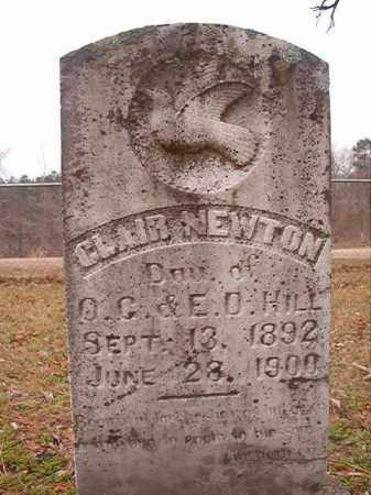 HILL, CALIR NEWTON - Union County, Arkansas | CALIR NEWTON HILL - Arkansas Gravestone Photos