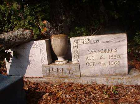 MORRIES HILL, EVA - Union County, Arkansas | EVA MORRIES HILL - Arkansas Gravestone Photos