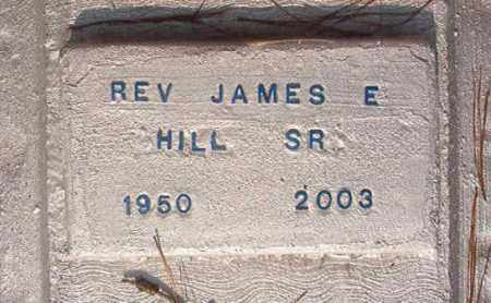 HILL, REV, JAMES E - Union County, Arkansas | JAMES E HILL, REV - Arkansas Gravestone Photos