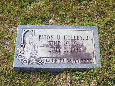 HOLLEY, JR, ELTON URAH - Union County, Arkansas | ELTON URAH HOLLEY, JR - Arkansas Gravestone Photos
