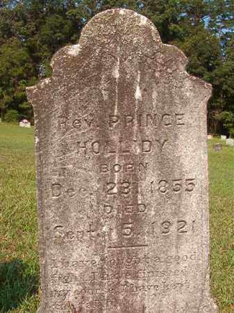 HOLLIDY, REV, PRINCE - Union County, Arkansas | PRINCE HOLLIDY, REV - Arkansas Gravestone Photos