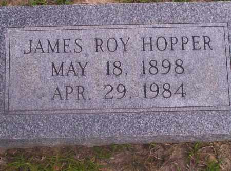 HOPPER, JAMES ROY - Union County, Arkansas | JAMES ROY HOPPER - Arkansas Gravestone Photos