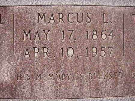 HORNE, MARCUS L - Union County, Arkansas | MARCUS L HORNE - Arkansas Gravestone Photos