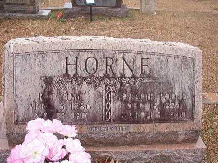 "HORNE, R T ""TOM"" - Union County, Arkansas 