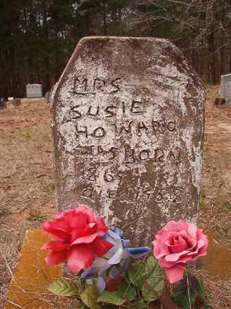 HOWARD, SUSIE - Union County, Arkansas | SUSIE HOWARD - Arkansas Gravestone Photos