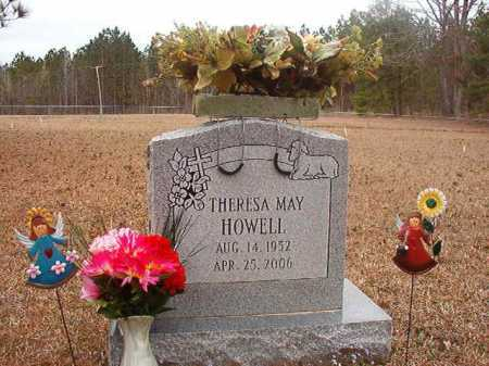 HOWELL, THERESA MAY - Union County, Arkansas | THERESA MAY HOWELL - Arkansas Gravestone Photos