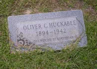 HUCKABEE, OLIVER C - Union County, Arkansas | OLIVER C HUCKABEE - Arkansas Gravestone Photos